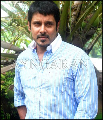 Actor Vikram meets the press