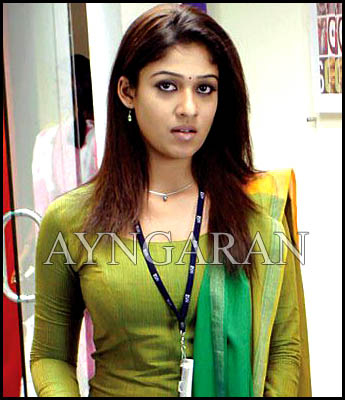 Nayanthara dubs for herself