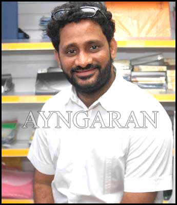 Resul Pookutty on the board of Endhiran
