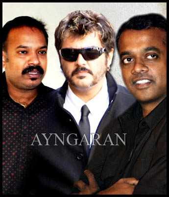 Venkat prabhu or Gautam for Ajith