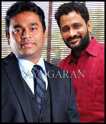 A.R.Rahman & Resul Pookutty in Oscar selection committee