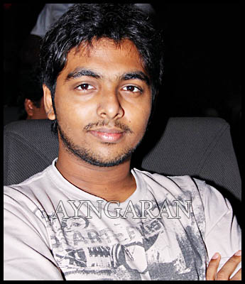 GV Prakash breaking boundaries