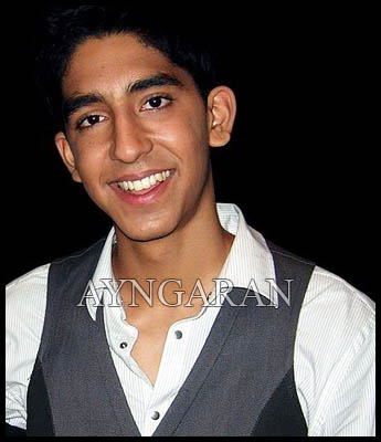 Dev Patel of Slum dog millionaire in Ulaga Nayagan