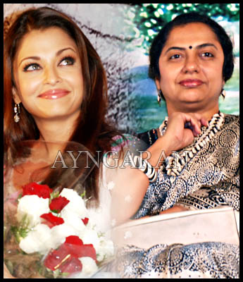 Aish to be seen with Suhasini