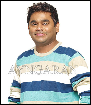 Outstanding Personality - A. R. Rahman