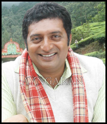Prakash Raj happy with his Inidhu Inidhu