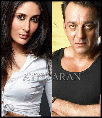 Kareena and Dutt the pair