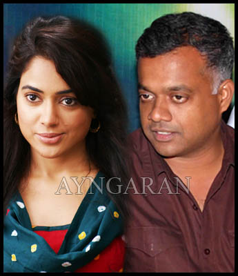 Gautham Sameera Team up again