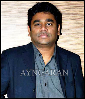 A. R. Rahman is as universal as his music