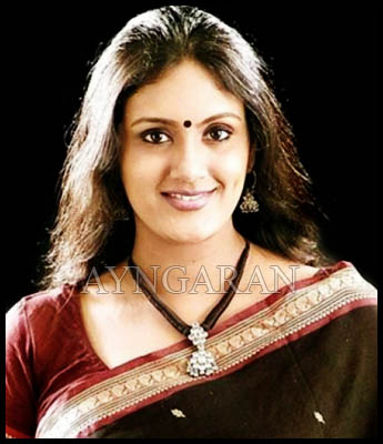 Serial Heroine in Endhiran