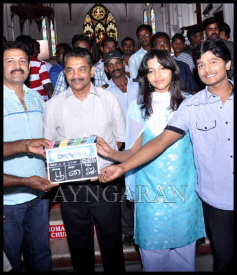 Mazhaikalam film launched