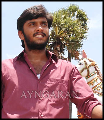Arulnidhi thrilled about Vamsam