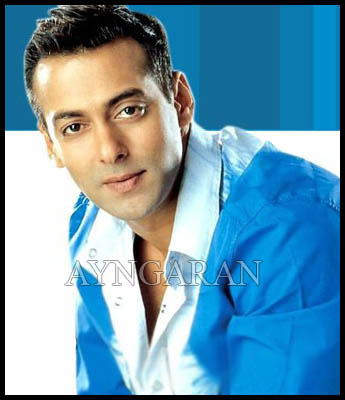 Sallu in Bodyguard