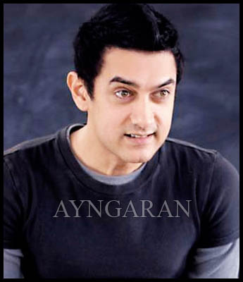 Aamir replaces King Khan