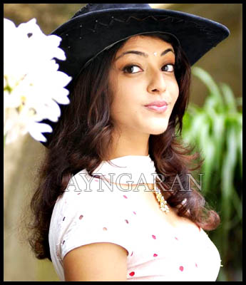 Kajal Excited Over Naan Mahan Alla