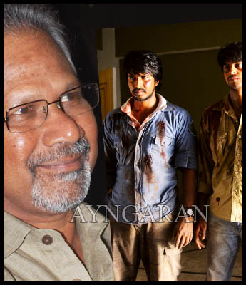 Mani Ratnam to watch Drohi in a local theatre