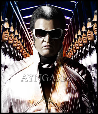 No 3D version in Endhiran
