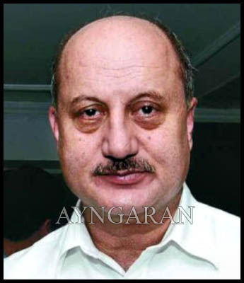 Anupam Kher in Kollywood