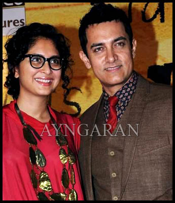 Kiran Rao refused to cast Aamir in Dhobhi Ghat