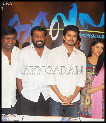 Kaavalan team meets the press