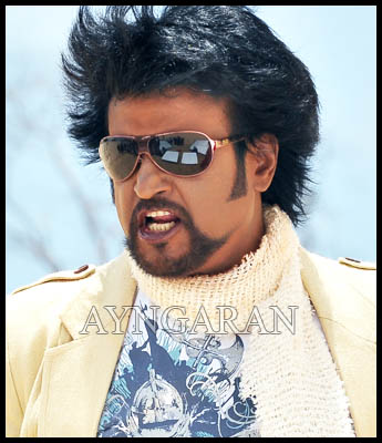 Enthiran-The Robot countdown starts