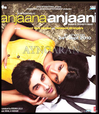 Anjaana Anjaani clashes with Robot