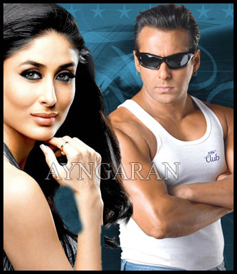 Kareena in Bodyguard remake