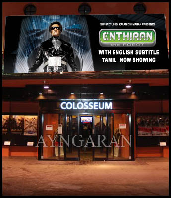 Enthiran in Norway