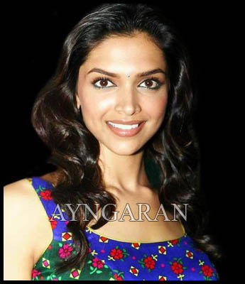 Deepika Padukone waiting for a call