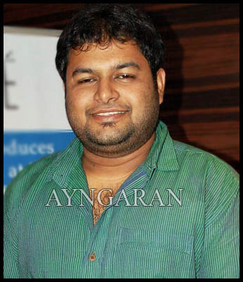 Music Director Thaman on his projects