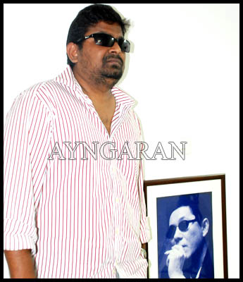 Mysskin and books inseparable