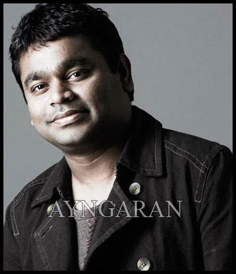 AR Rahman loves romantic numbers