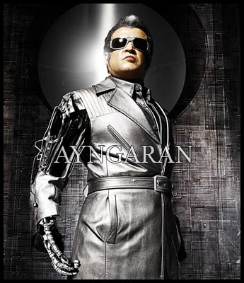 Enthiran no 3D