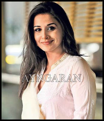 No communication with Vidya balan