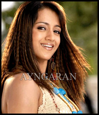 Trisha again pairing with Siddarth
