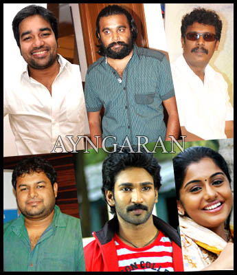 Ayngaran team wishes for Diwali