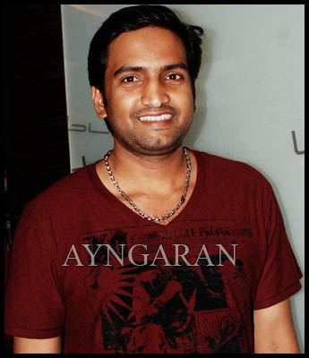 Santhanam is the busiest as of now