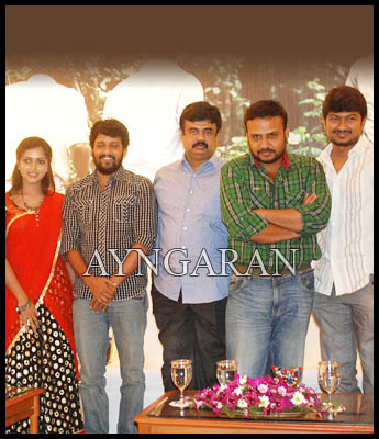 Mynaa team happy on the success