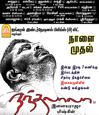 Nandhalala ready for release