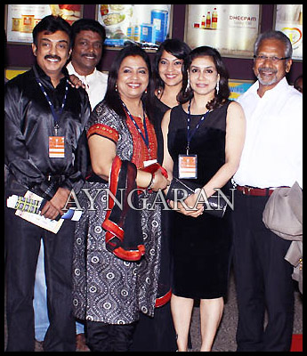 Chennai International film festival red carpet