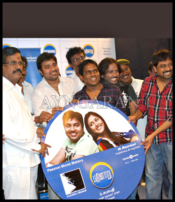 Pathinaaru audio released