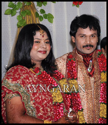 Kadhal Kandaas gets married
