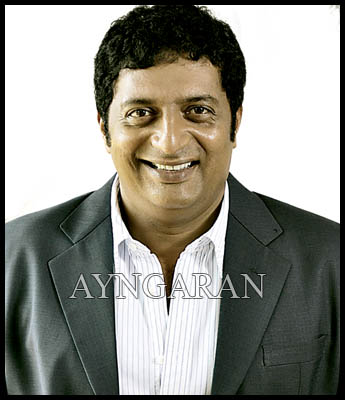 Prakashraj ready for experiments