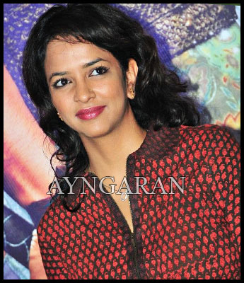 Lakshmi Manchu ready for a challenge
