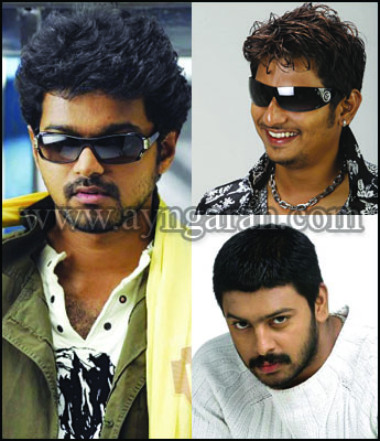 "Ilaiya Thalapathy Vijay in Next Movie ""Nanban"""