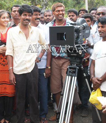 Director Bala wraps up Avan Ivan