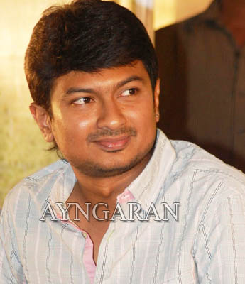 Udhayanidhi Stalin nervous about his debut