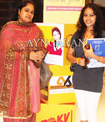 Rupa and director Nandhini @ Sathyam cinemas