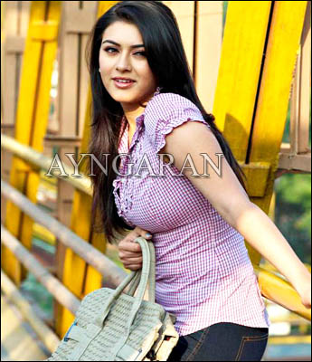 Wonder girl,Hansika Motwani
