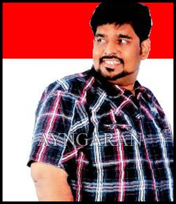 Singer Karthikeyan taking the correct route